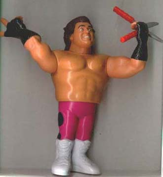 Brutus The Barber Beefcake