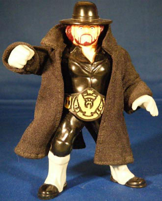 The Undertaker with Cloak