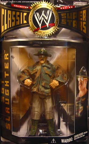 Classic Superstars 2 - Sgt. Slaughter