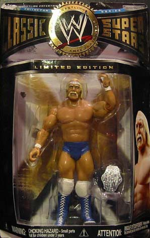 Jakks WWE Figures - My Fine Collectibles Ultimate Mysterio