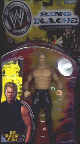 Ruthless Aggression 10.5 - John Bradshaw Layfield