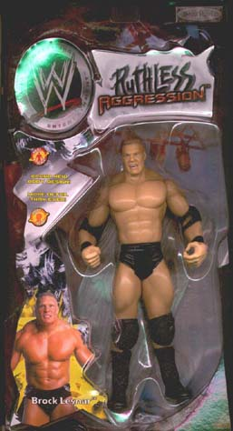 Ruthless Aggression - Brock Lesnar
