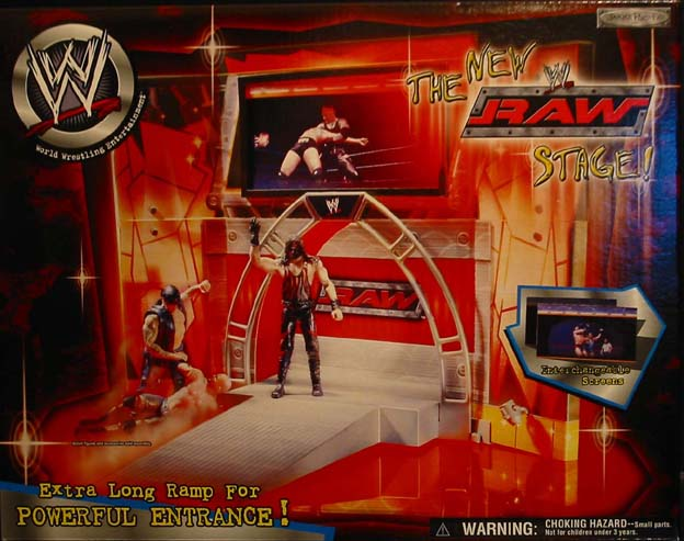 Raw Entrance Stage