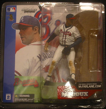 Series 2 - Greg Maddux