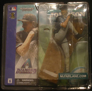 Series 1 - Randy Johnson