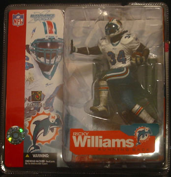 Series 4 - Ricky Williams