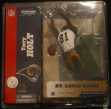 Series 8 - Torry Holt