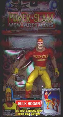 Power Slam - Hulk Hogan